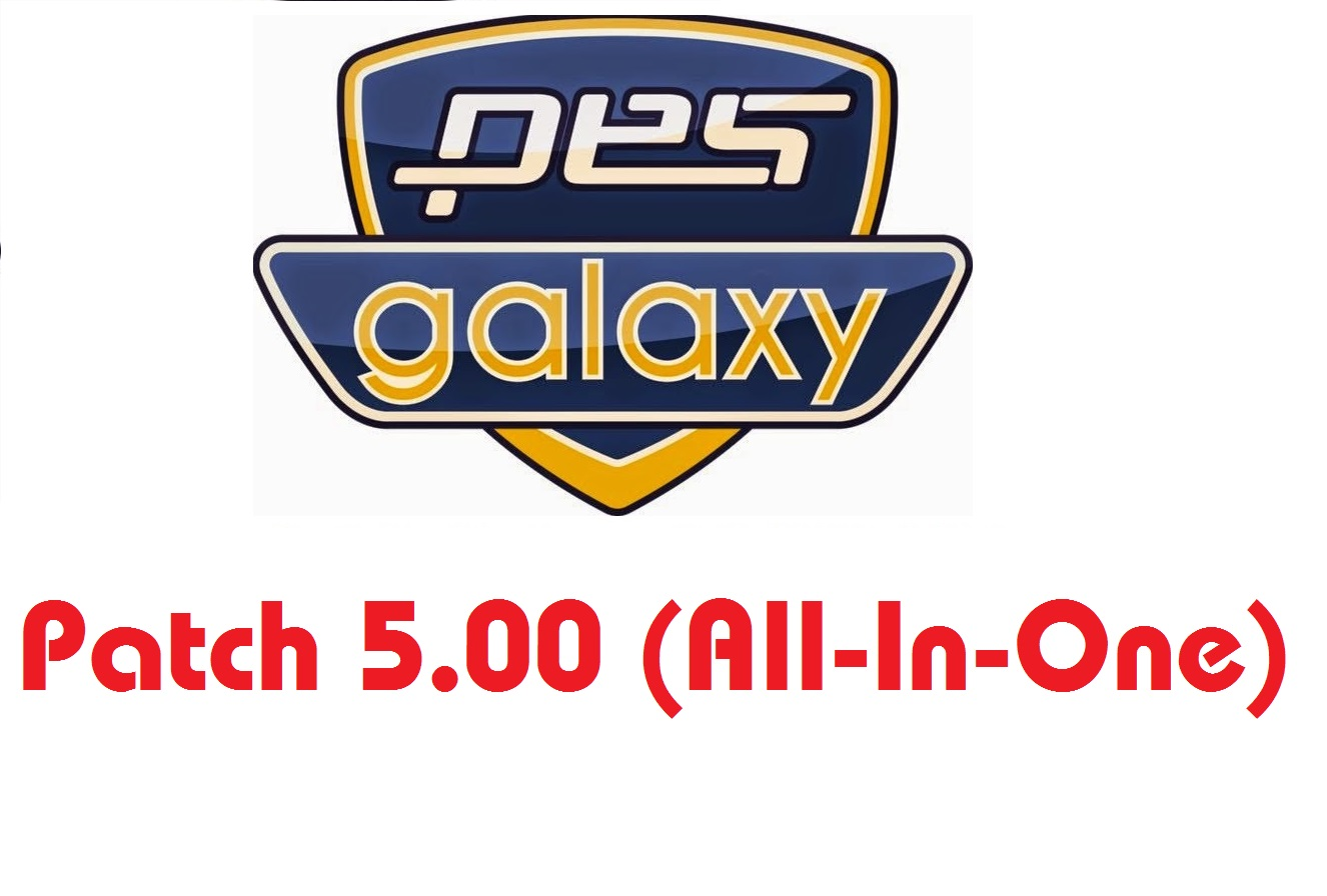 PES 2016 PESGalaxycom Patch 2016 400 AIO Season 2016
